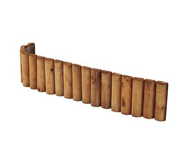 Płotki ogrodowe drewniane castorama