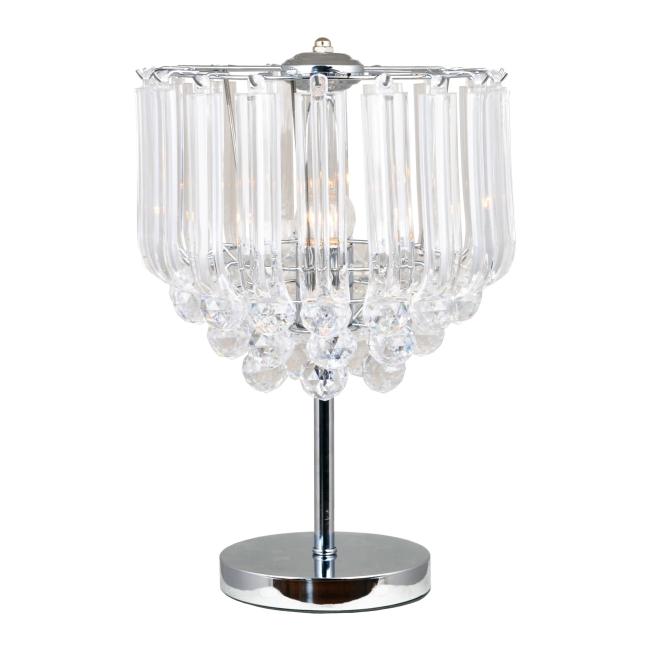 Lampa stojąca Utah 1 x 40 W E27 chrom