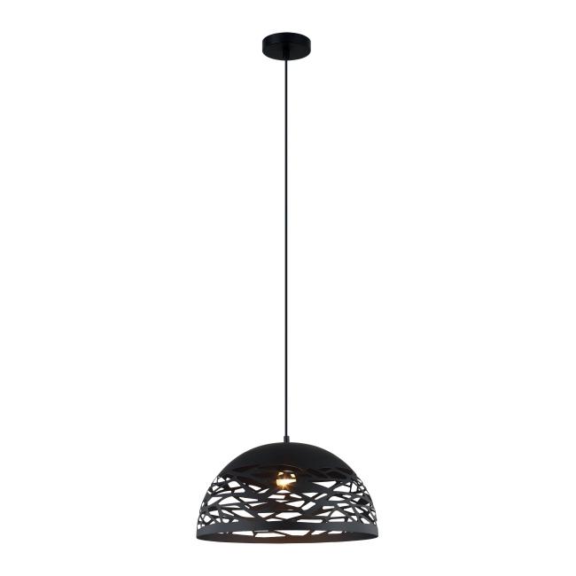 Lampa wisząca Armand 1 x 60 W E27 40 x 97 cm black