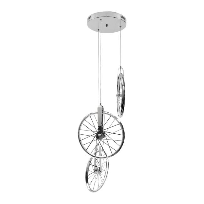 Lampa wisząca Bicykl 33 W 2300 lm