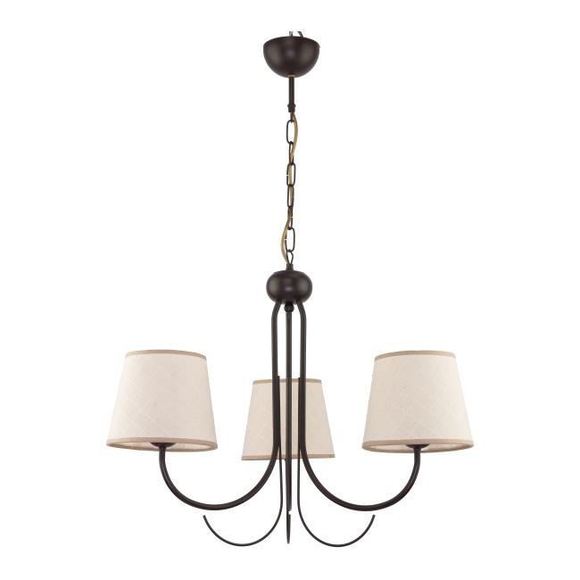 Lampa wisząca Kaskada 3 x 60 W E27