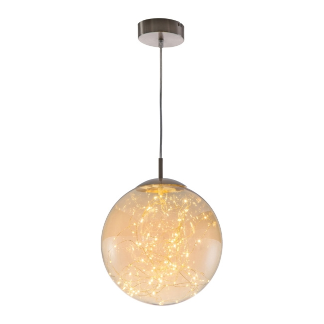Lampa wisząca LED Universe 1 x 18 W amber