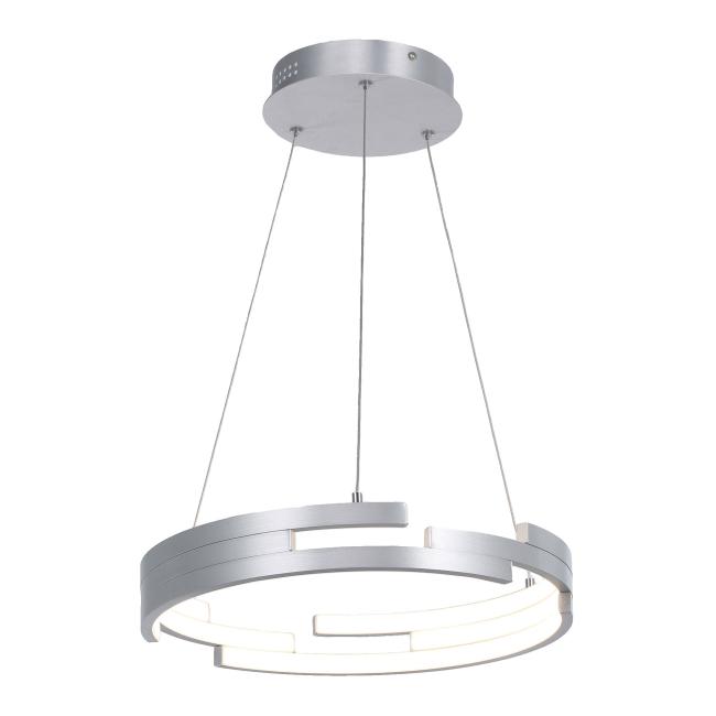 Lampa wisząca LED Velar 41 W silver