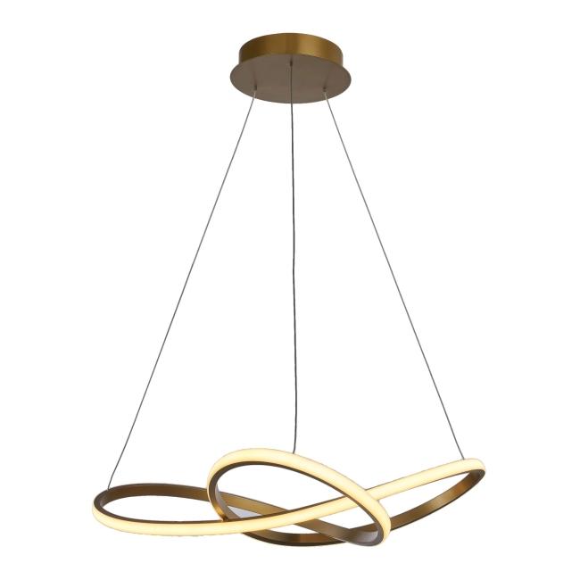 Lampa wisząca LED Vita 60 W gold