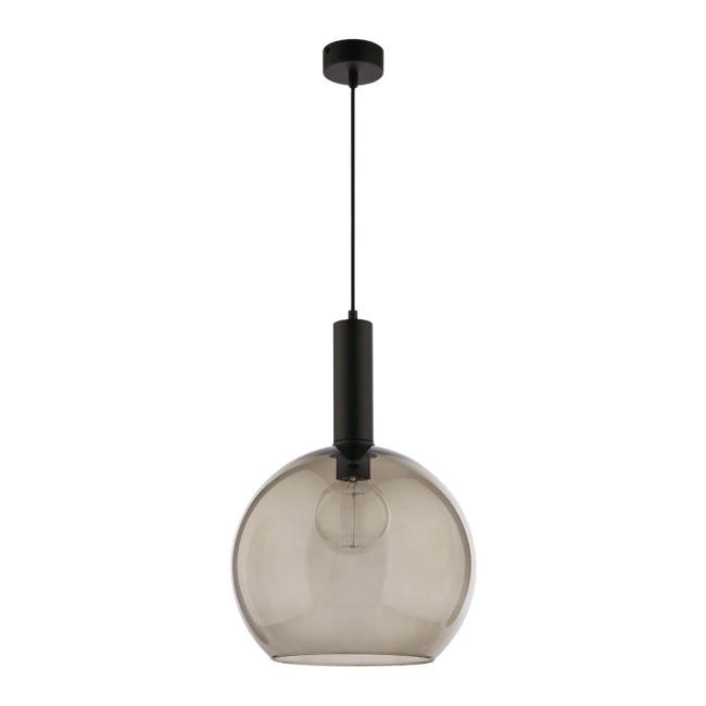Lampa wisząca Laf 1 x 60 W E27 czarna