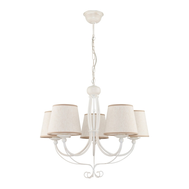 Lampa wisząca Susan 5 x 60 W E27