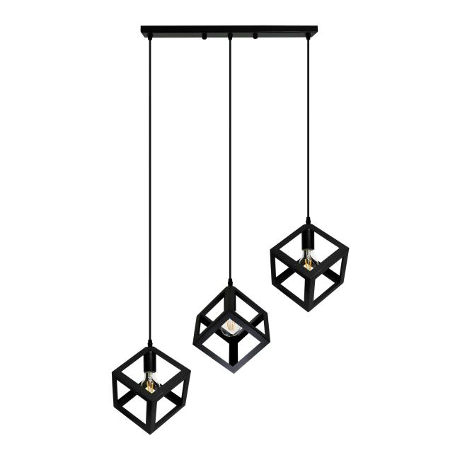Lampa wisząca Sweden 3 x 60 W E27