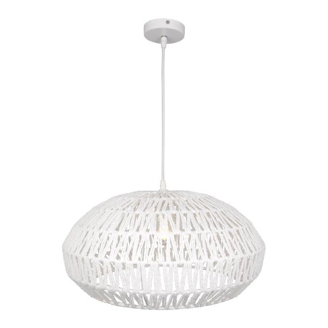 Lampa wisząca Twine 1 1 x 60 W E27 beżowa