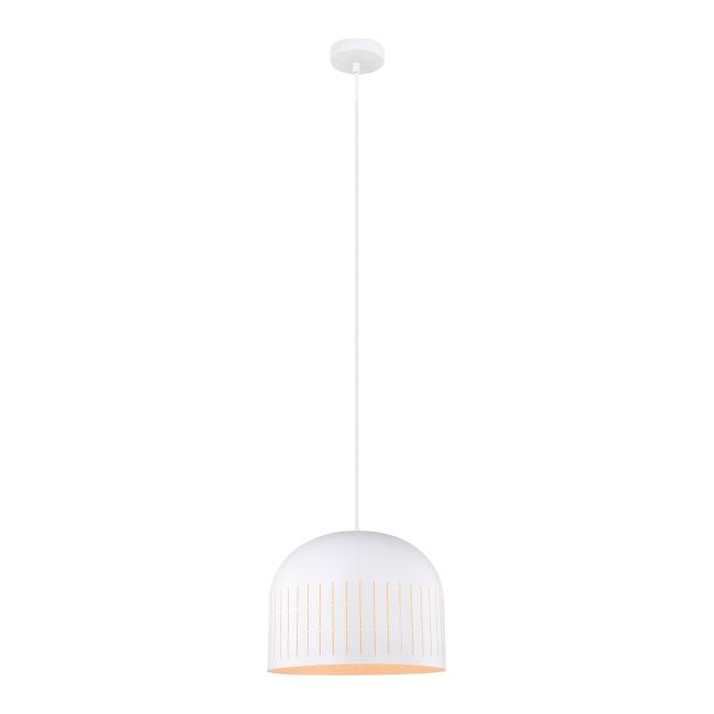 Lampa wisząca Zonder 1 x 40 W E27 white