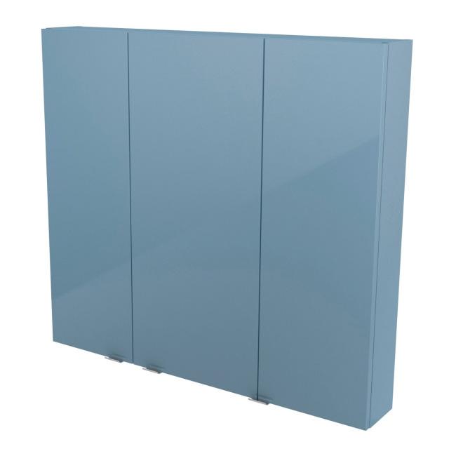 Szafka Cooke&Lewis Imandra 100 x 90 x 15 cm niebieska