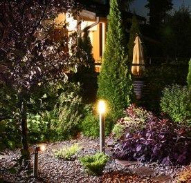 Oświetlenie Ogrodowe Lampy Ogrodowe Stojące Wiszące