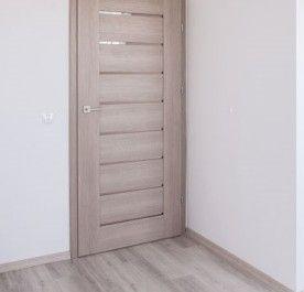 Drzwi Z Tulejami Klasyk 70 Prawe Białe Drzwi