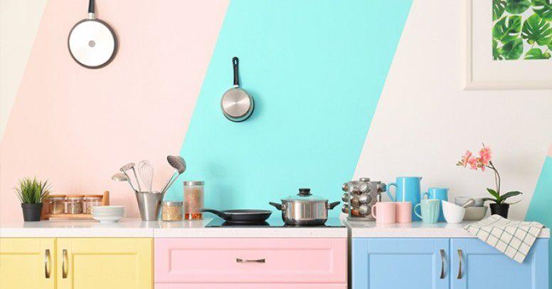 Jak Wybrać Kolor ścian W Kuchni Inspiracje I Porady