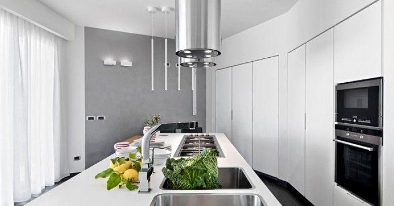 Aranżacja Kuchni Bez Szafek Wiszących Inspiracje I Porady