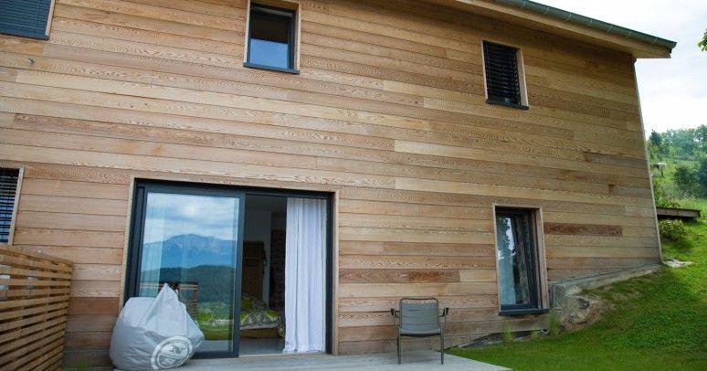 Inteligentny Rodzaje drewna na elewację - Castorama – Budujesz, Remontujesz GC37