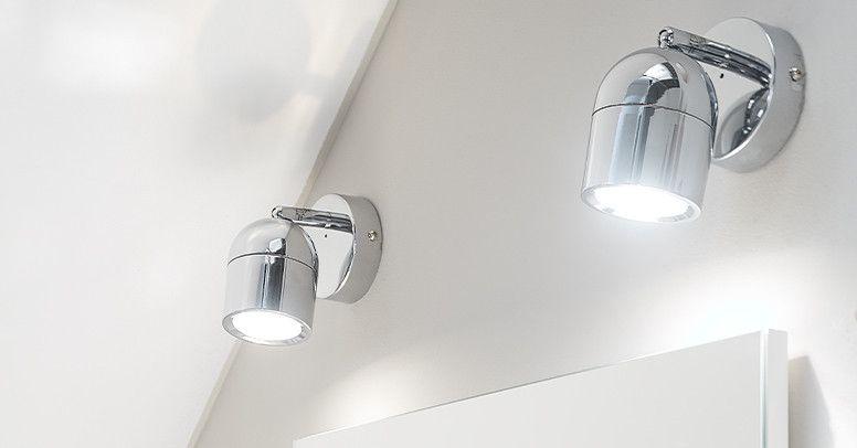 lampy do łazienki bezpieczne kinkiet