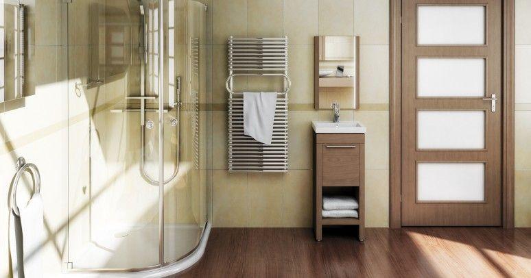 Projektowanie łazienki Wybieramy Brodzik Castorama