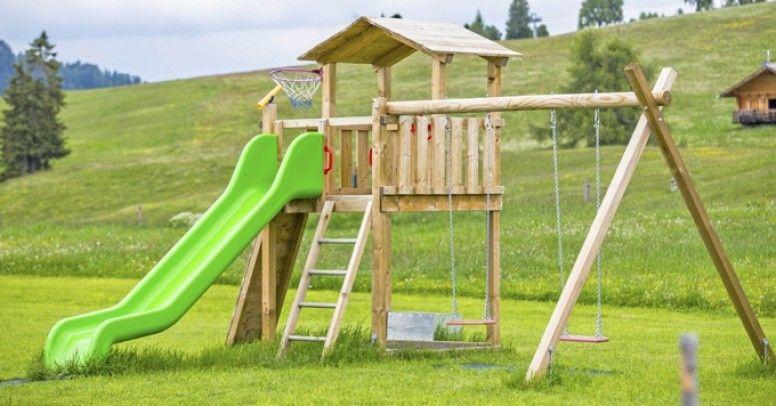 Jak Odnowic Ogrodowy Plac Zabaw Inspiracje I Porady