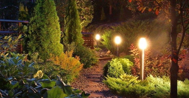 Jak Wykonać Efektowne Oświetlenie Ogrodu Inspiracje I Porady
