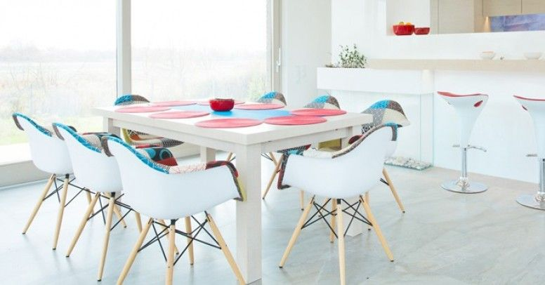 Jakie Krzesła Dobrać Do Aranżacji Kuchni Inspiracje I Porady