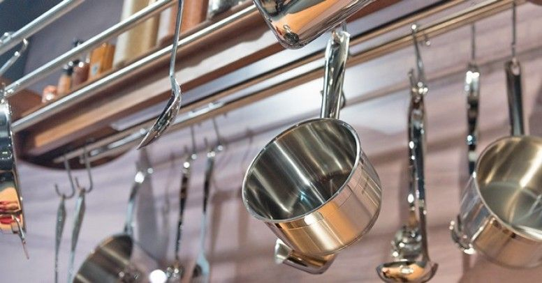 Przechowywanie W Kuchni Poza Szafkami Inspiracje