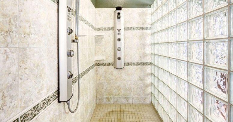 Pustaki Szklane W łazience Wybór I Montaż Inspiracje I