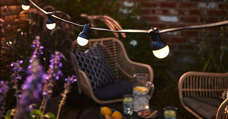 Perfekcyjne i tanie oświetlenie tarasu – sprawdzamy lampy