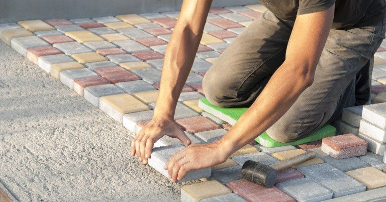 Эстетика и качество тротуарной плитки