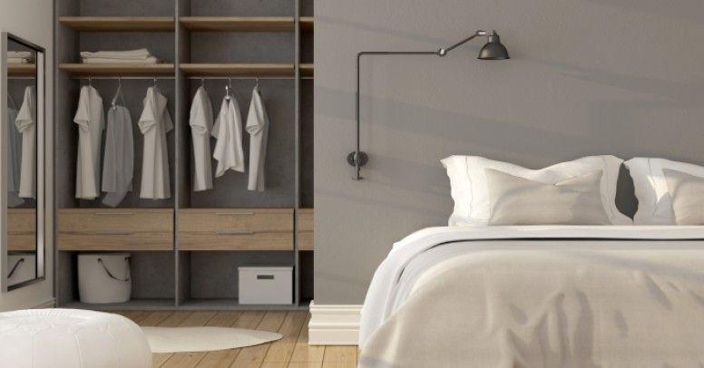 Pomysł Na Garderobę W Sypialni Jak Zaprojektować I