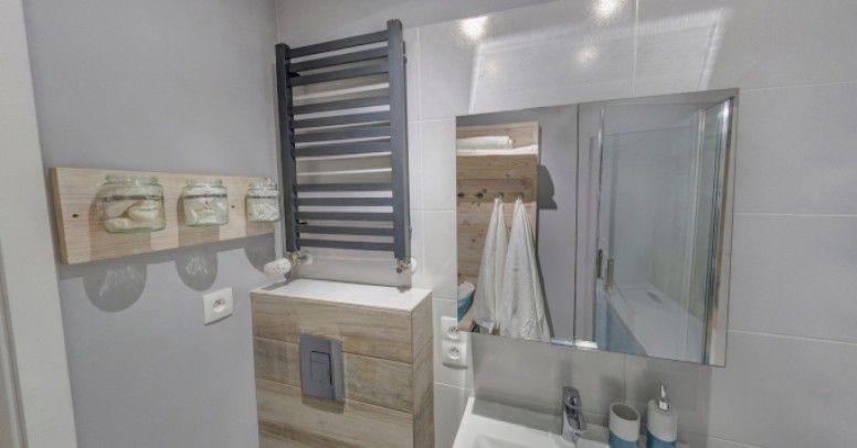 Funkcjonalna łazienka W Stylu Skandynawskim Metamorfoza W