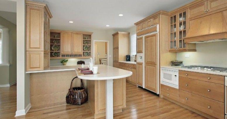 drewniana pod�oga w kuchni � jak� wybra� inspiracje i