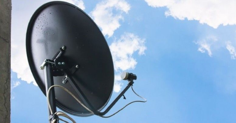 Podłączenie satelitarne