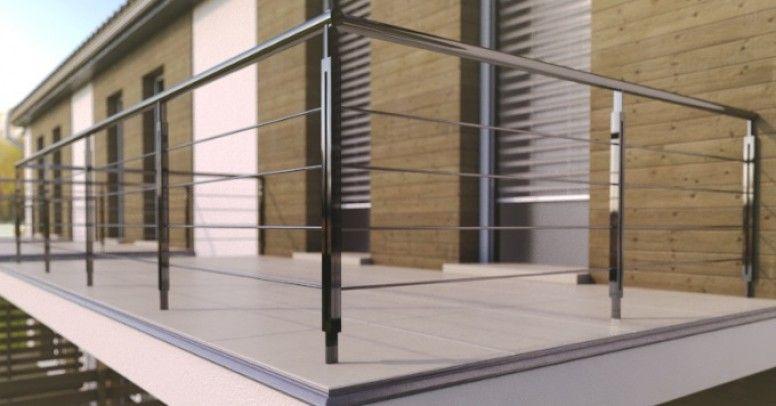 Balkon Taras Z Posadzką Ceramiczną Jak Poradzić Sobie Z