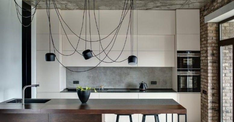 Beton W Kuchni Wady I Zalety Rozwiązania Inspiracje I Porady