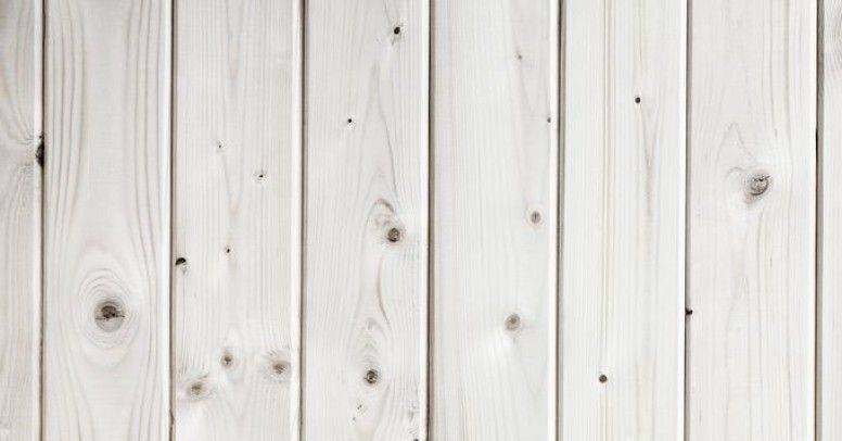 Cudowna Biała drewniana podłoga – jak osiągnąć taki efekt - Inspiracje i GW34