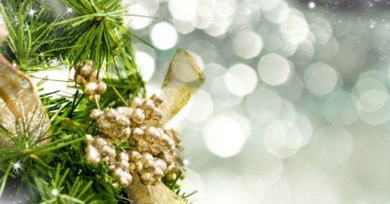 c676ae2e91842f Brokat i sztuczny śnieg – akcesoria do świątecznych dekoracji ...