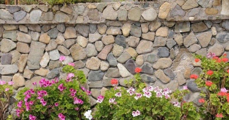 Budujemy Samodzielnie Murek Z Kamienia Inspiracje I Porady