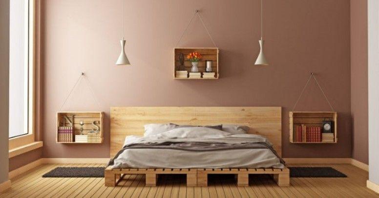 Budujemy Ramę łóżka Z Palet Inspiracje I Porady