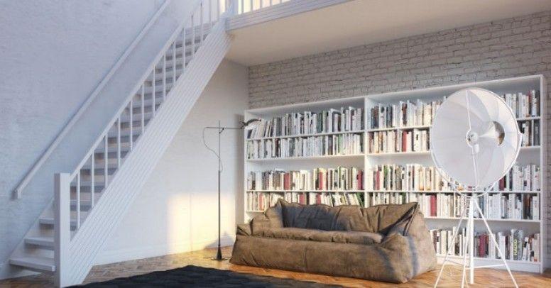 Jak Urządzić Domową Bibliotekę Inspiracje I Porady