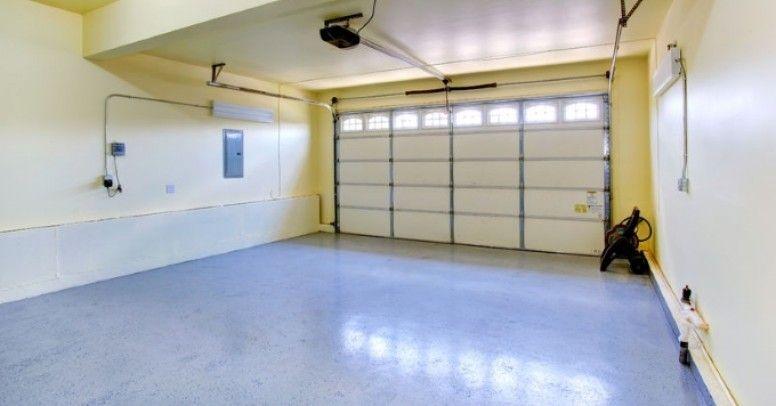 Epoksydowa żywiczna Posadzka W Garażu Castorama Budujesz