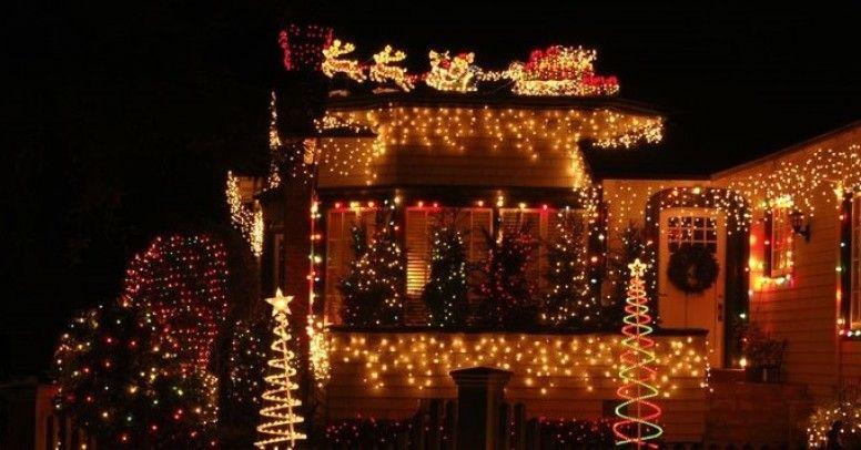 Jak Zamontować Na Dachu świąteczne Ozdoby światełka I