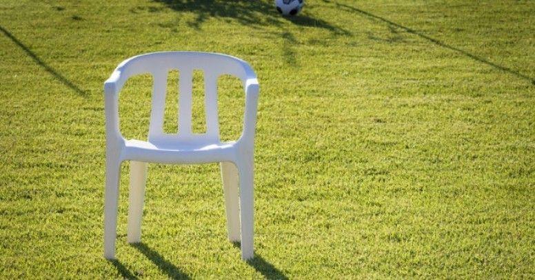 Jak Pomysłowo Odnowić Plastikowe Krzesło Ogrodowe