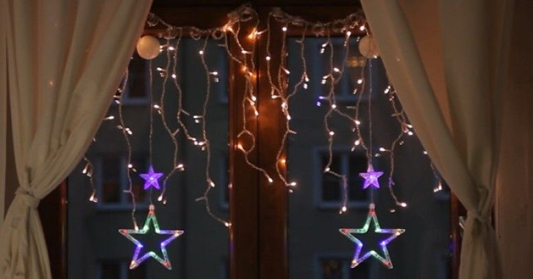 Instrukcja Wideo Jak Zamontować Oświetlenie świąteczne