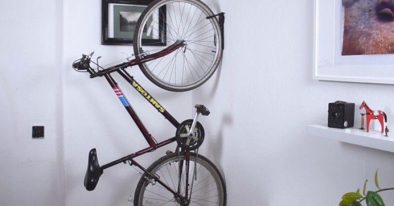 Wspaniały Instrukcja wideo - jak zamontować wieszak na rower? - Inspiracje i EV89