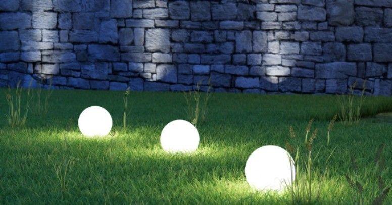 Jak Zrobić świecące Kamienie Na ścieżki Ogrodowe