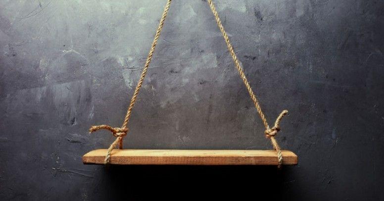 Jak Zrobić Wiszącą Półkę Na Taras Inspiracje I Porady