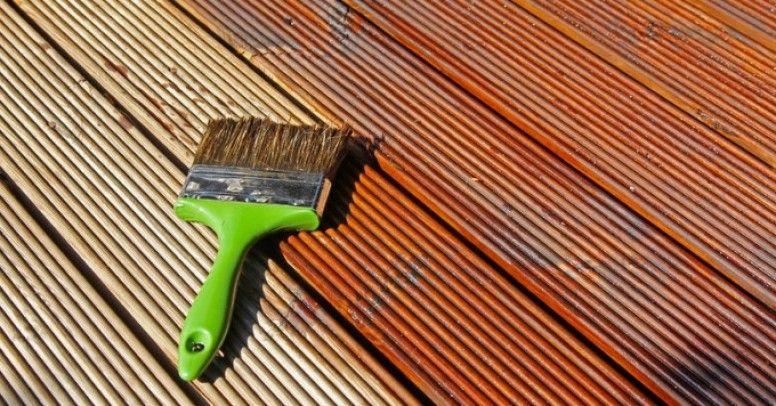 Konserwacja Drewna Na Tarasie Olejowanie W 5 Krokach