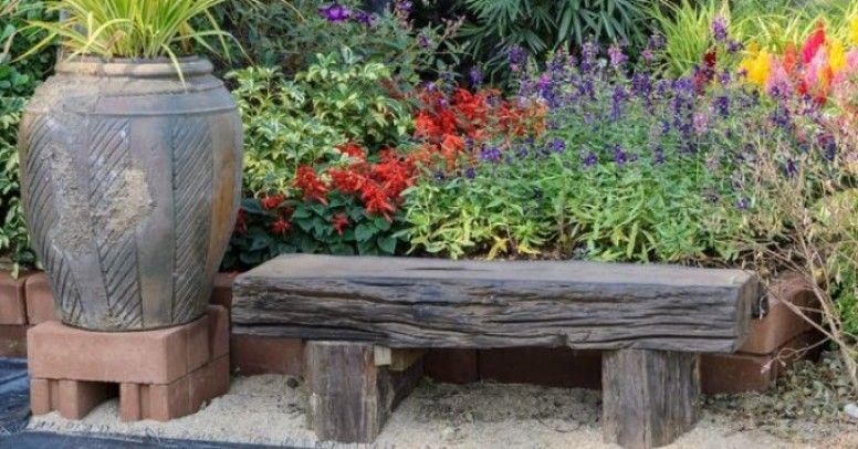 Inspiracje Ogrodowe Z Drewna