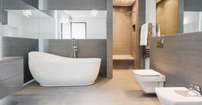 łazienka W Szarościach Inspiracje I Porady