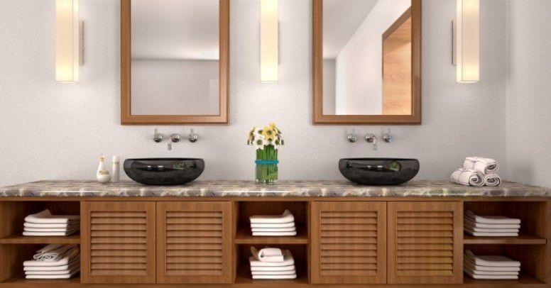 Зеркало или зеркальный шкаф - что выбрать?